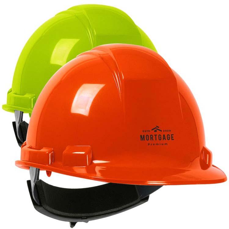 Casque de sécurité Whistler Ratchet Hi-Vis