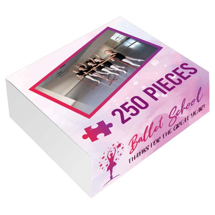 Casse-tête personnalisé avec boîte-cadeau #2