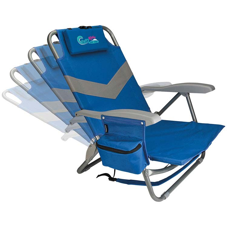 Chaise sac à dos de plage Koozie Clearwater #2