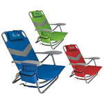 Chaise sac à dos de plage Koozie Clearwater