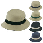 Heavy Weight Brushed Cotton Bucket Hat