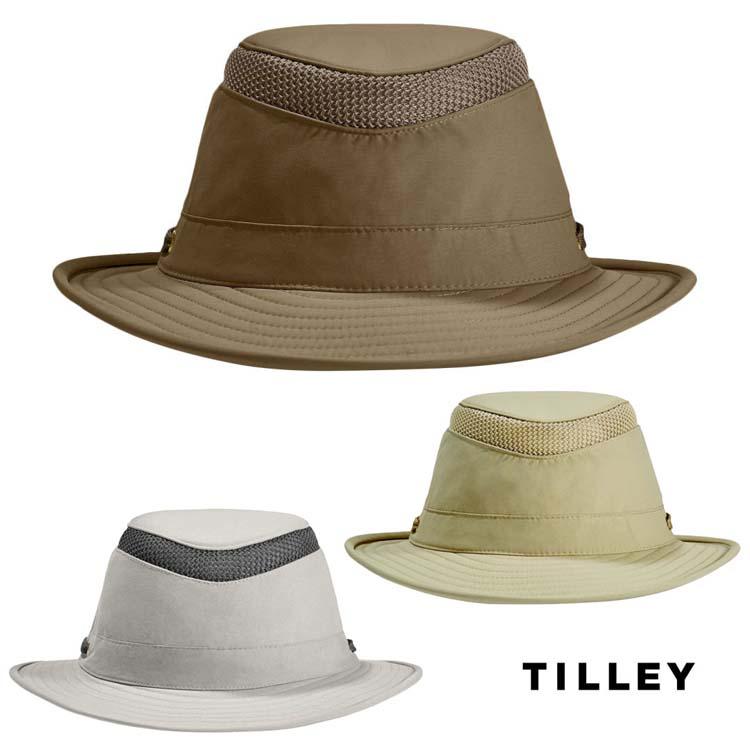 Chapeau à bord moyen Tilley Airflo LTM5 #2