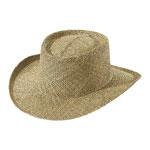 Twisted Seagrass Straw Hat UV Brim Cover