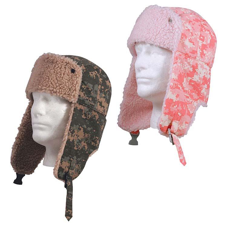 Chapeau de patrouilleur Camo