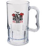 Plastic Mug with Handle 11 oz
