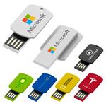 Clé USB pince en plastique