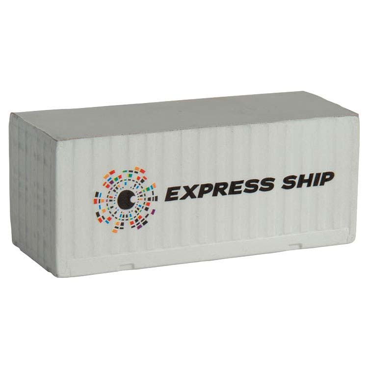 Container Stress Ball