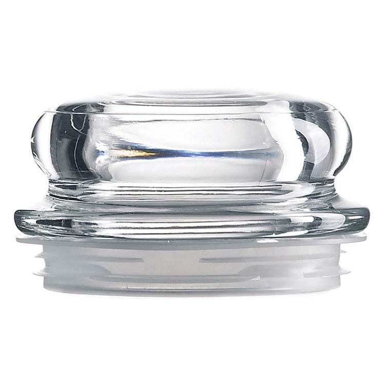 Couvercle avec dôme pour jarre