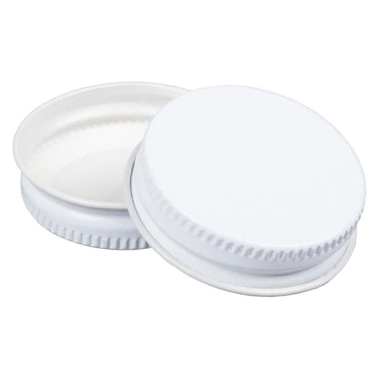 Couvercle blanc pour cruche