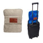 Couverture-oreiller de voyage Leeman Duo