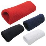 Couvre poignet en coton éponge Spandex