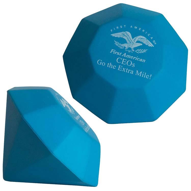 Diamant bleu anti-stress