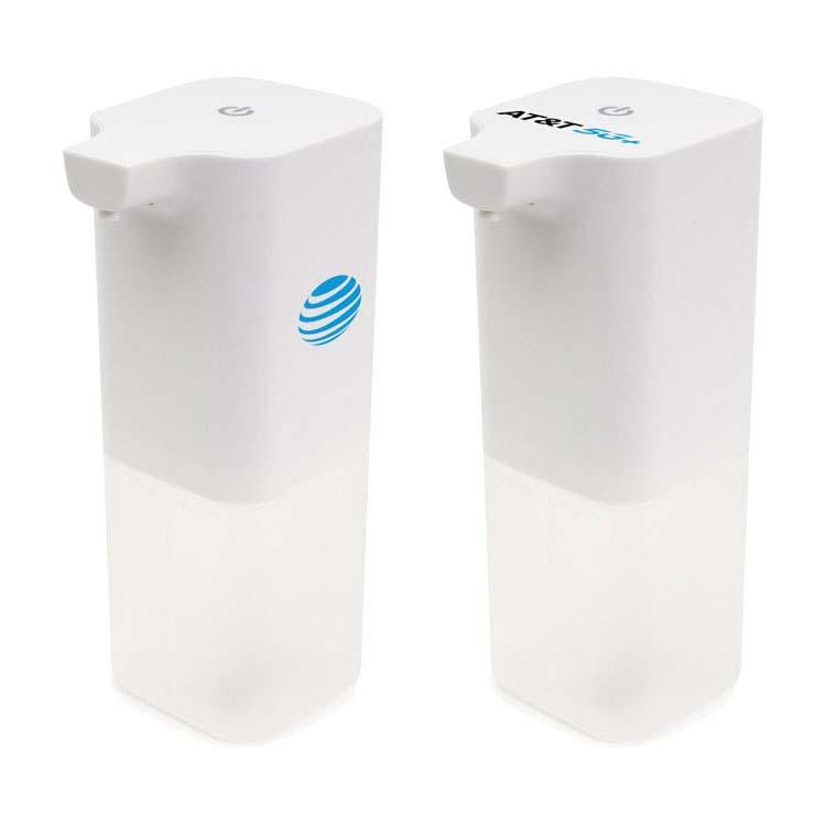 Distributeur à savon liquide et gel désinfectant Spencer #3