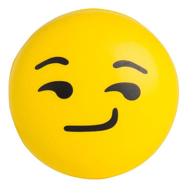 Balle anti-stress Emoji Narquois