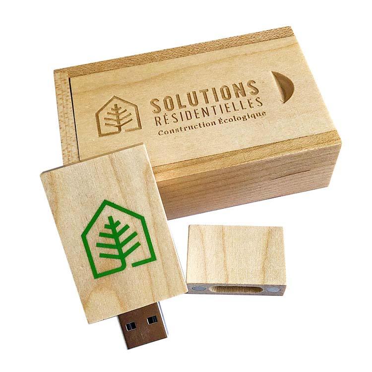 Ensemble USB écologique