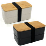 Wheat Stackable Lunch Set