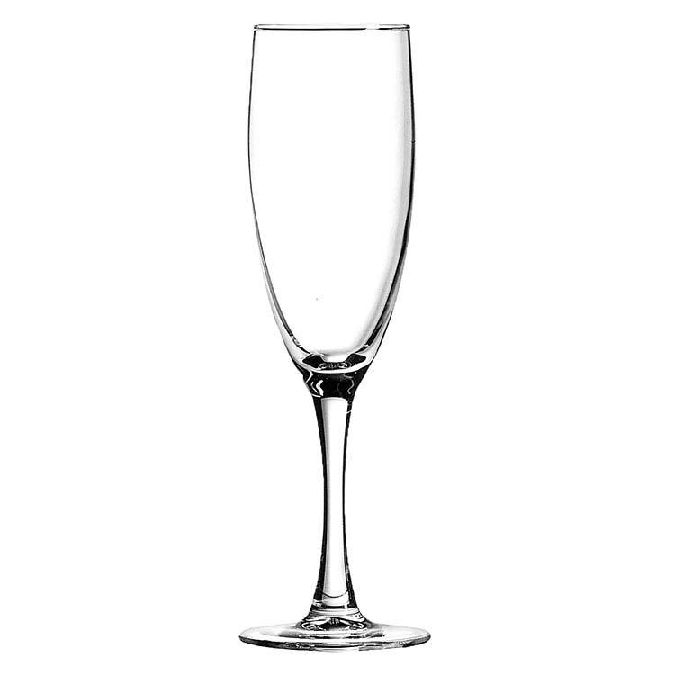 Flûte verre à Champagne 5.75 oz