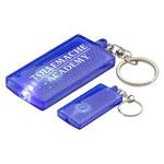 Lampe de poche/réflecteur/porte-clés