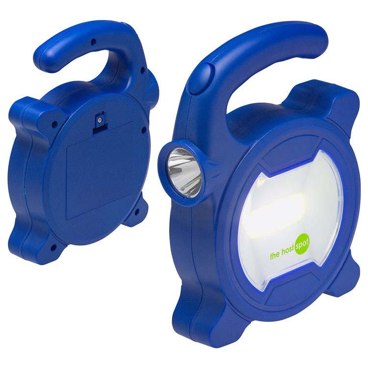 Lampe de travail à LED COB à double faisceau #3