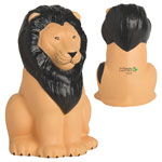 Sitting Lion Stress Reliever