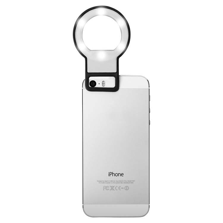 Lumière DEL de poche Selfie #3