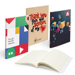 Scribl Notebook Mighty Perfect Bound with Smooth Cardboard