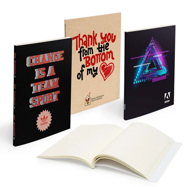 Scribl Notebook Mini Perfect Bound with Smooth Cardboard #2