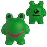 Monstre anti-stress vert