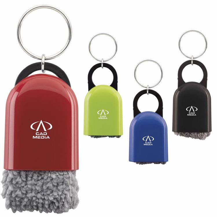 Nettoyeur Cool Tech avec porte-clés