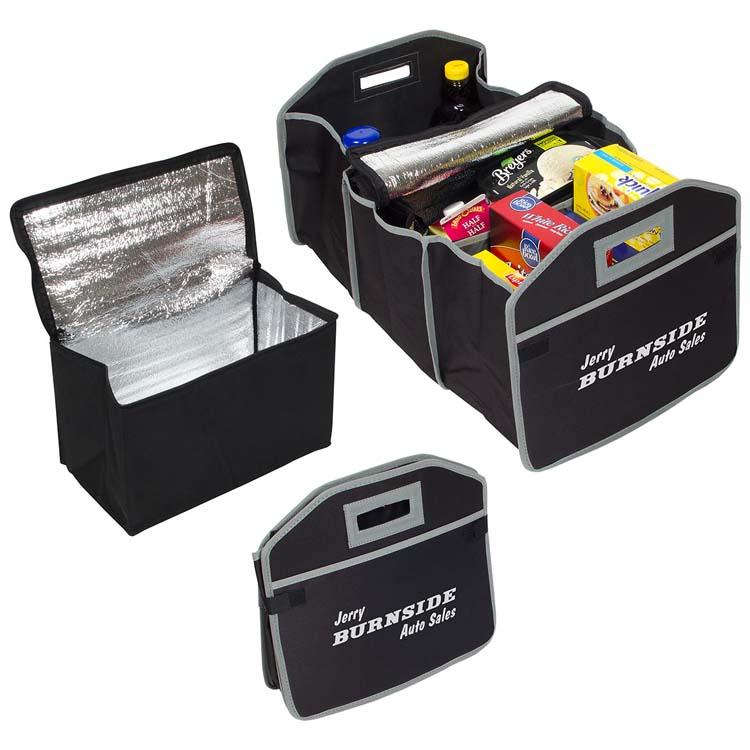 Organisateur de cargaison avec sac isotherme