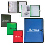 Meeting Organizer Folio with Full Letter Size