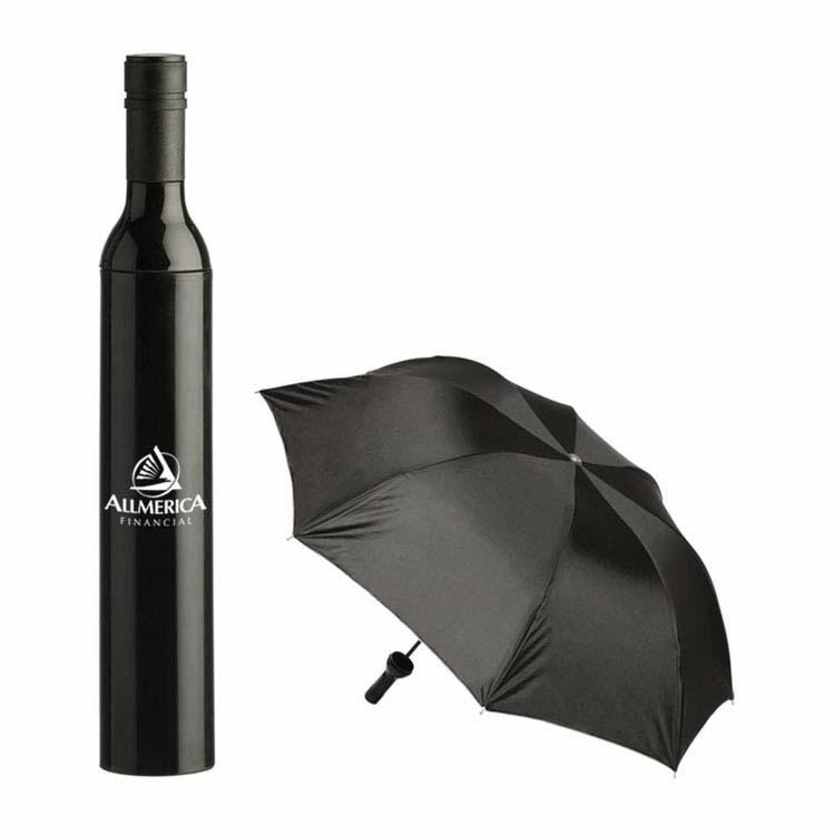 Parapluie bouteille Parisienne #2