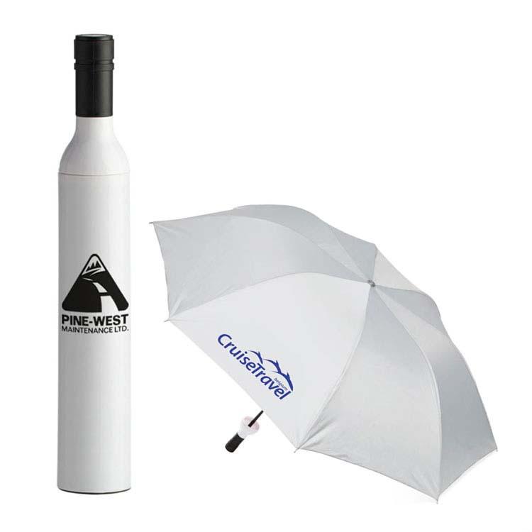 Parapluie bouteille Parisienne #3