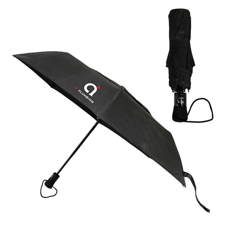 Parapluie pliant automatique télescopique