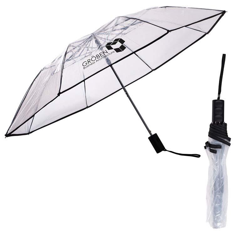 Parapluie transparent Vision