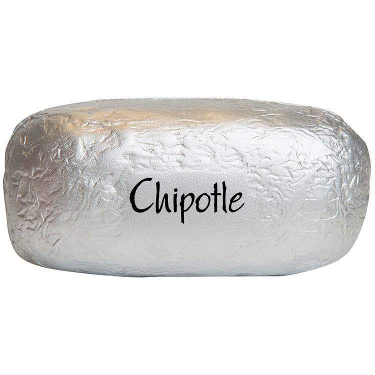 Baked Potato in Foil Stress Reliever