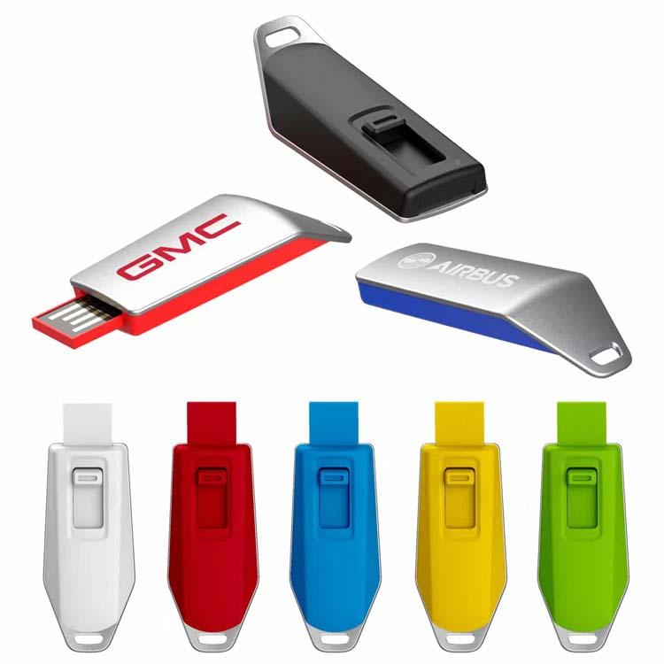 Petite clé USB Retract