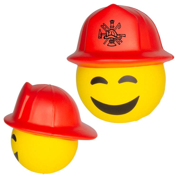 Pompier Emoji anti-stress