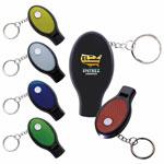 Porte-clés lumineux avec sifflet