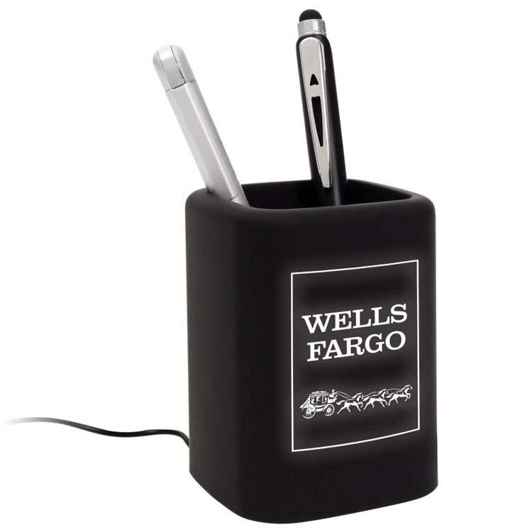 Porte-stylo lumineux et station de recharge Tibo #2