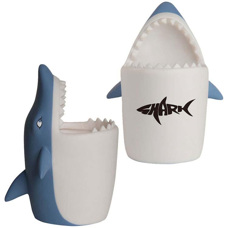 Requin porte-crayons