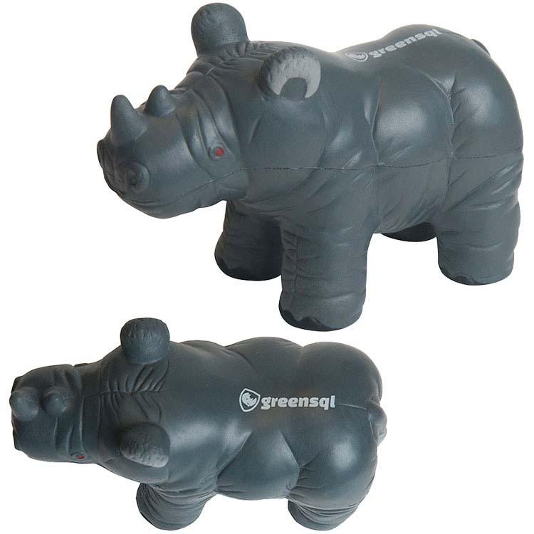 Rhinocéros anti-stress