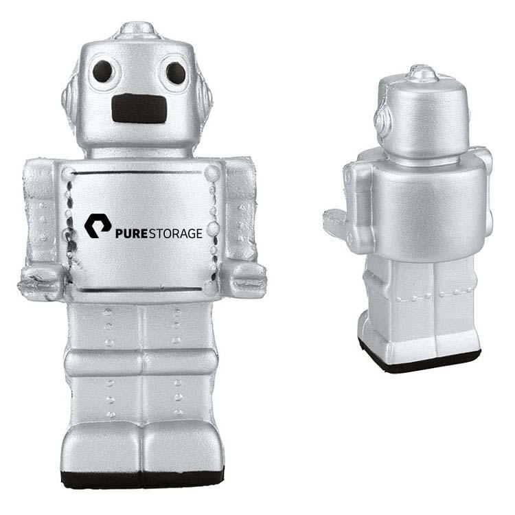 Robot balle de stress