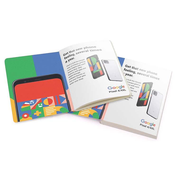 Scribl Notebook Mini Perfect Bound with Smooth Cardboard #6