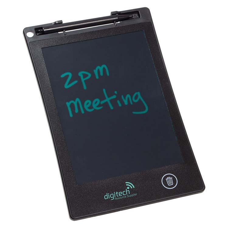 Tableau mémo LCD Ardoise 6,5