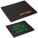 Accent Mouse Pad with Antimicrobial Additive