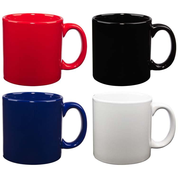 Tasse en céramique XL 20 oz