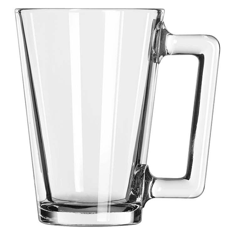 Tasse tout usage en verre 9 oz
