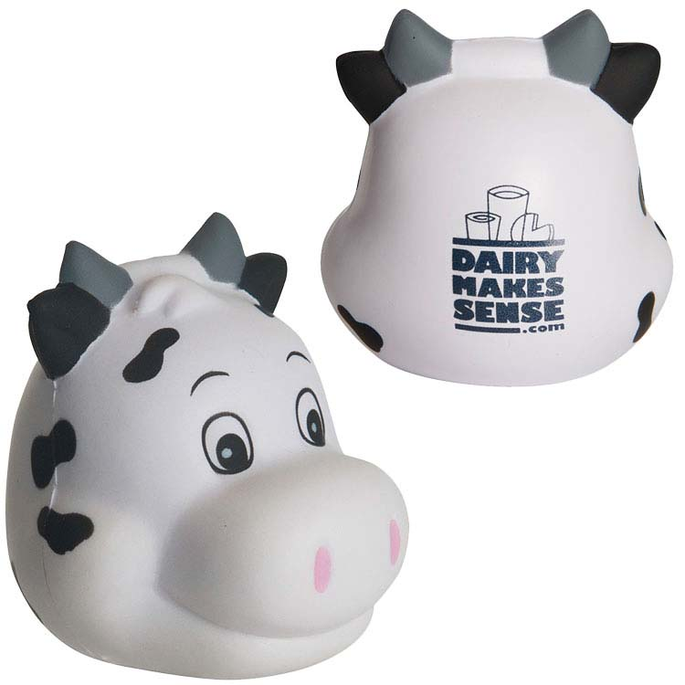 Tête de vache anti-stress