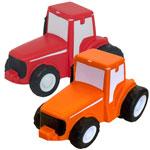 Tracteur anti-stress